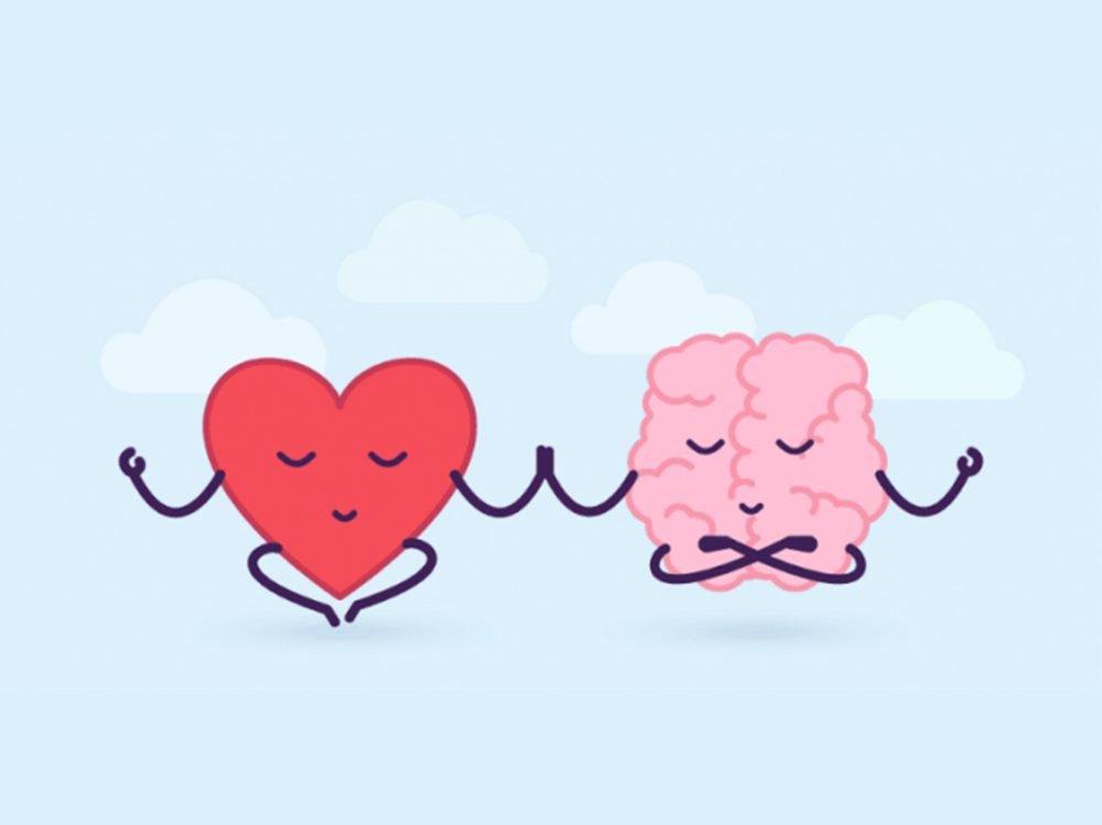 heart and brain balance