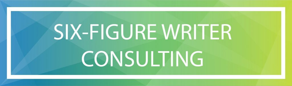 six figure writer consulting